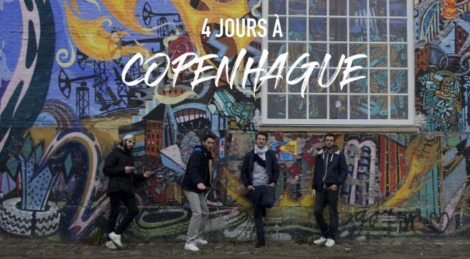 4 jours à Copenhague copie